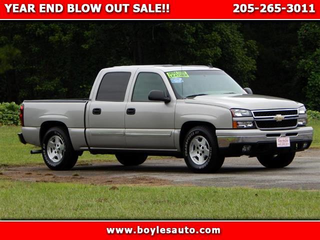 2006 Chevrolet Silverado 1500 LT3 Crew Cab 2WD