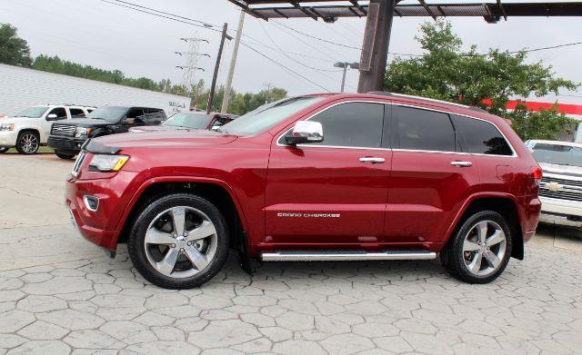 2014 Jeep Grand Cherokee Overland 2WD