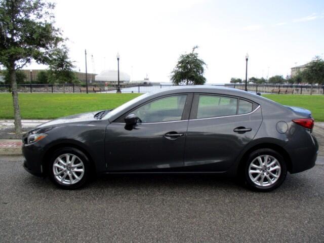 2016 Mazda MAZDA3 i SE MT 5-Door