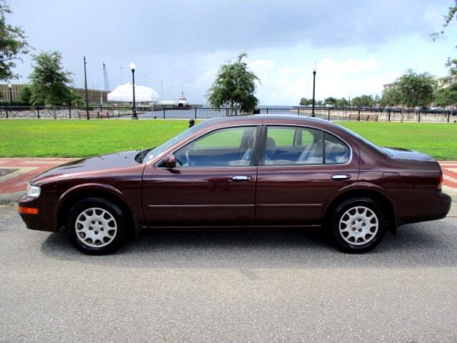 1997 Nissan Maxima GXE