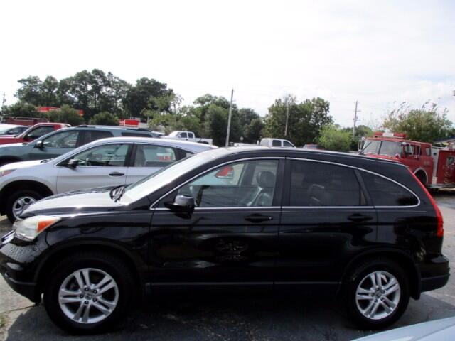 2011 Honda CR-V EX-L 4WD AT