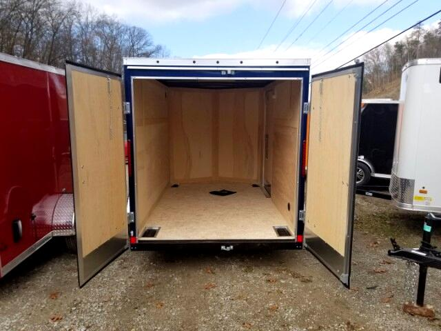 2018 US Cargo 6x10 ULAFT Barn Doors