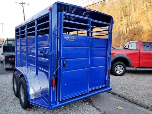 2018 Calico Livestock 6x14, 7000 GVW