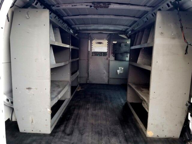 2006 GMC Savana G2500 Cargo