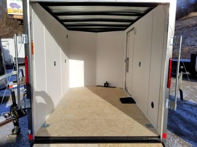2018 US Cargo 6x10 ULAFT, Ramp Door, Cargo Plus Package