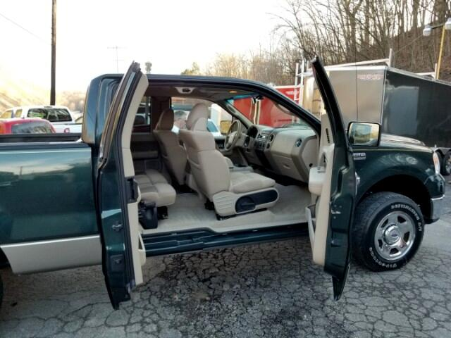 2006 Ford F-150 XLT SuperCab 5.5-ft Box 4WD
