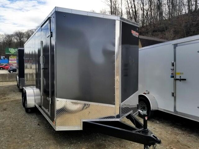 2019 Discovery 7x18 Rover SE, 12'' Extra Height, Ramp Door