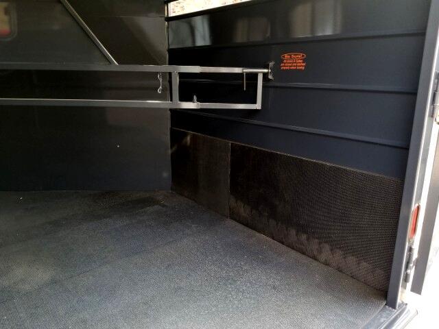 2018 Calico Horse 6x14, 7' Interior Height, 2 Horse Slant