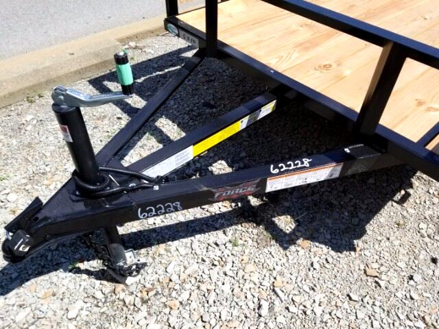 2018 Forest River Trailer Force 5x10 Utility Trailer