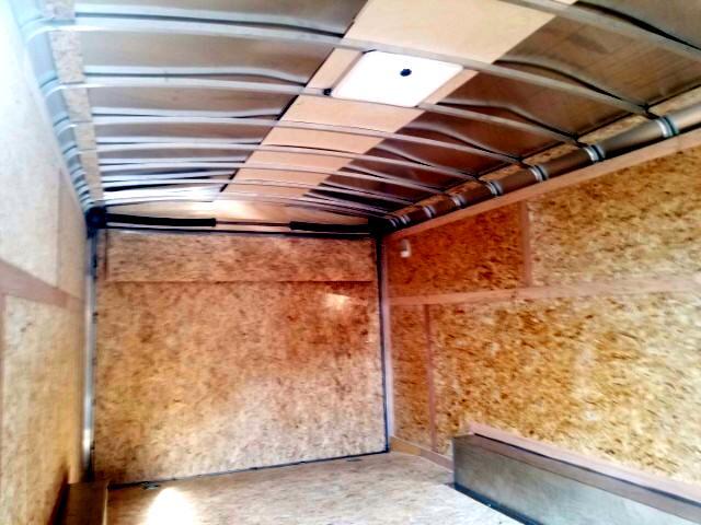 2018 US Cargo 8.5x18 Ameralite All Aluminum Car Hauler
