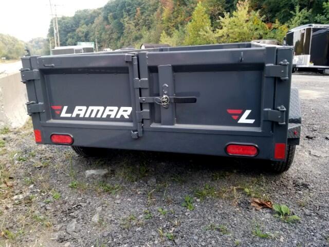 2018 Lamar 10 Foot Dump