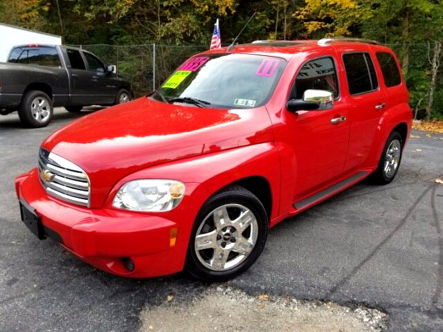 2011 Chevrolet HHR 1LT