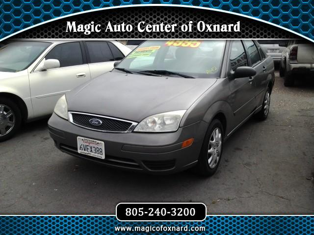 Used 2007 Ford Focus Se For Sale In Oxnard Ca 93030 Magic