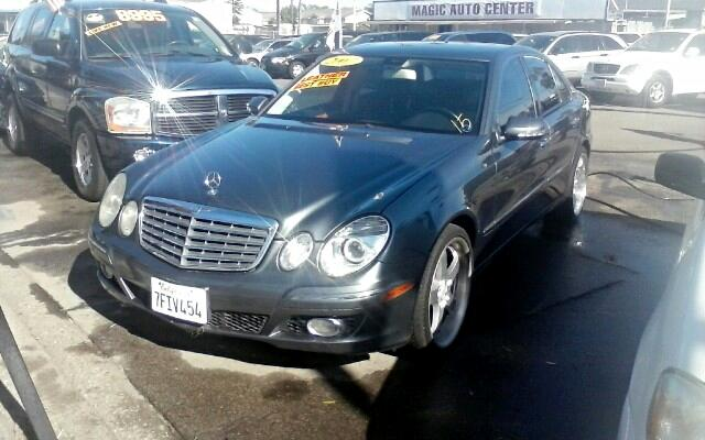 Used 2007 mercedes benz e350 for sale in oxnard ca 93030 for Oxnard mercedes benz used cars