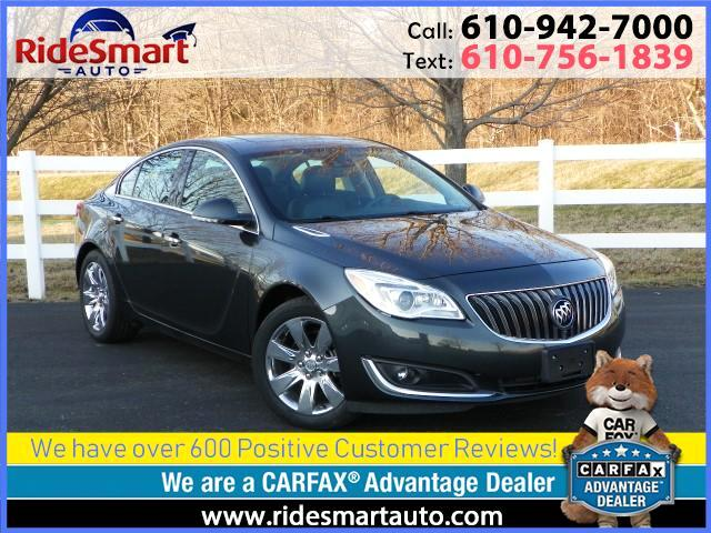 2014 Buick Regal Turbo Premium 3(T-Type)Nav/Lane Departure