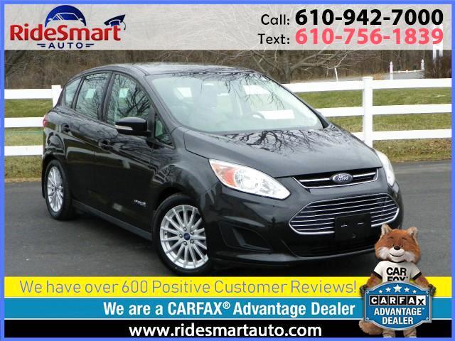 2014 Ford C-Max Hybrid SE-Navigation-Power Rear Liftgate