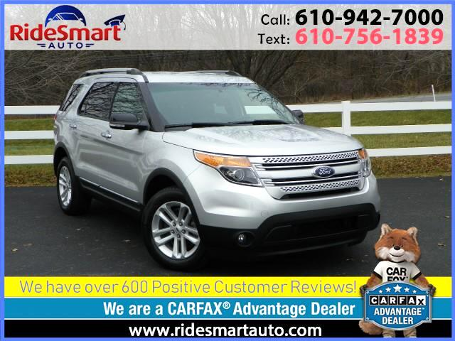 2015 Ford Explorer XLT 4 WD-Navigation-LeatherBluetooth
