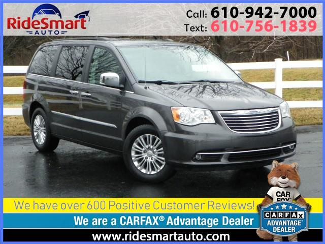 2015 Chrysler Town & Country Touring L Nav-Leather-Heated Seats/Steering Wheel