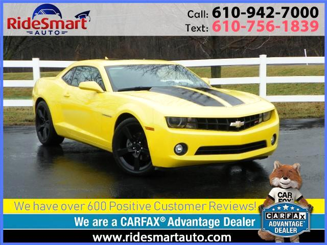 2012 Chevrolet Camaro Coupe 2LT RS Package
