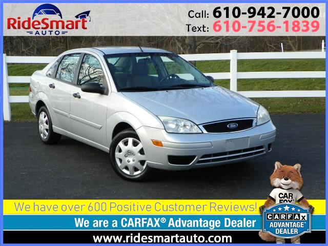 2007 Ford Focus 4dr Sdn ZX4 SE