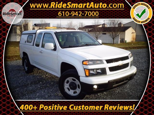2010 Chevrolet Colorado Work Truck Ext. Cab 4WD