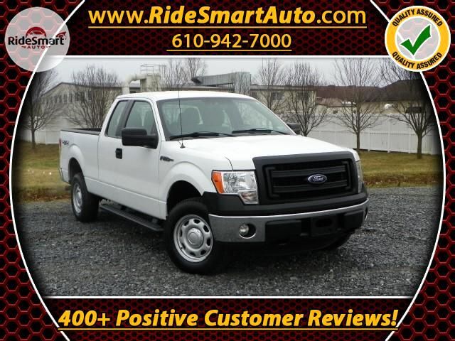 2014 Ford F-150 XL SuperCab 6.5-ft. Bed 4WD