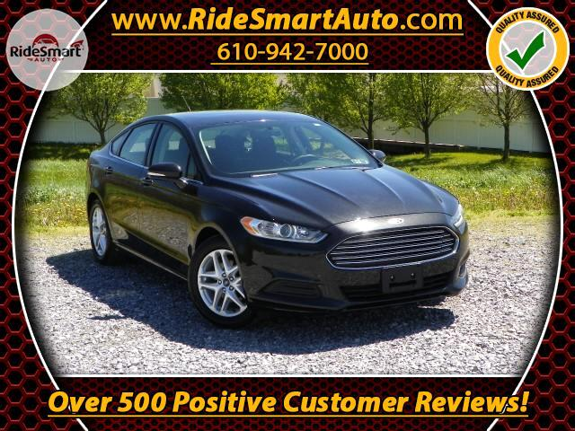 2014 Ford Fusion SE with Sunroof