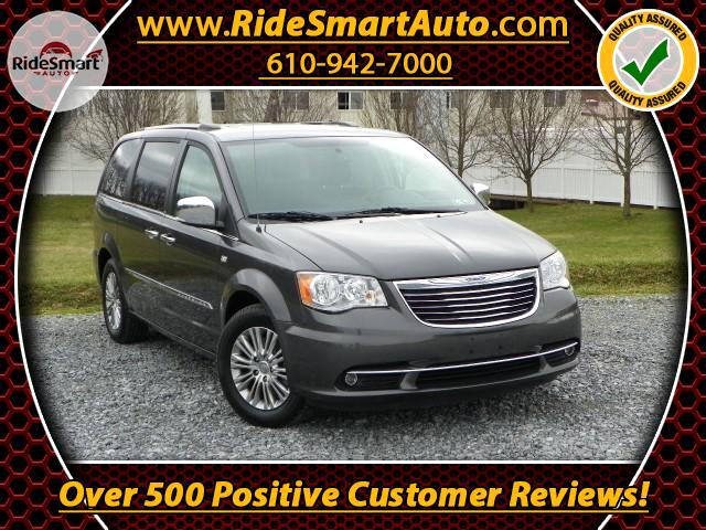 2014 Chrysler Town & Country Touring -L 30th Anniversary Edition