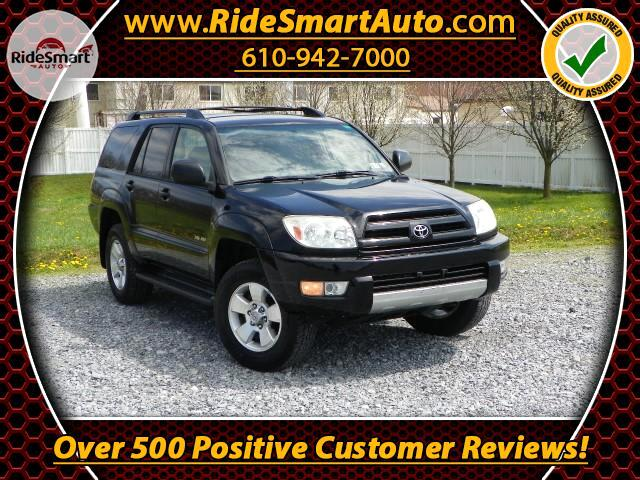 2004 Toyota 4Runner Sport Edition 4WD with 3rd Row Seat