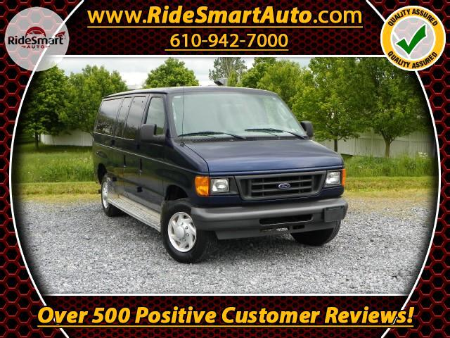 2007 Ford Econoline E-350 XL Super Duty Extended