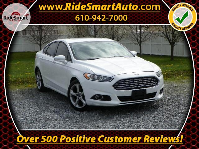 2015 Ford Fusion SE with SUNROOF