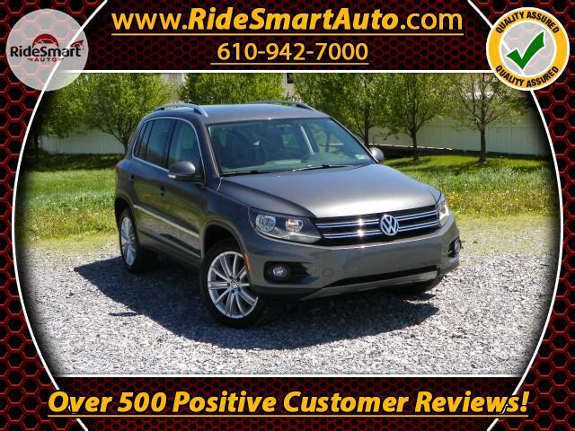 2013 Volkswagen Tiguan SE All Wheel Drive