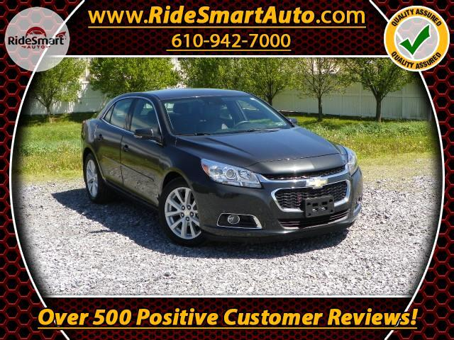 2014 Chevrolet Malibu 2LT Leather Heated Seats Pioneer Sound System
