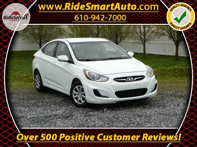 2014 Hyundai Accent GL 4-Door