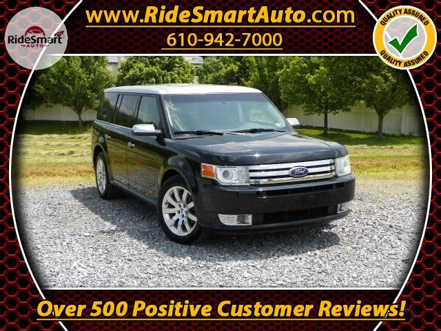 2009 Ford Flex Limited AWD Navigation,Sunroof,3rd Row Seat