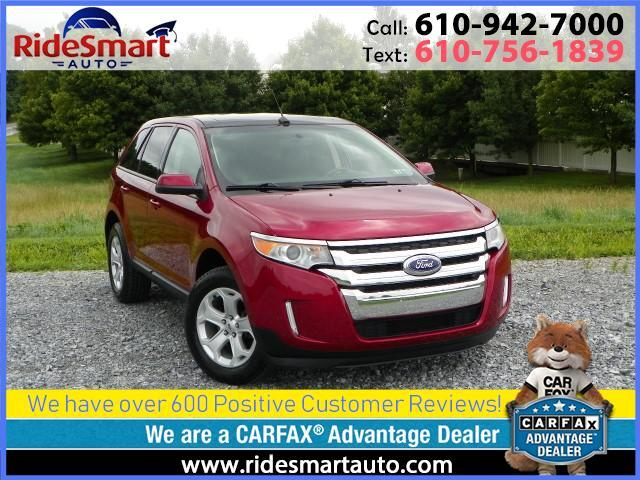 2014 Ford Edge SEL AWD Navigation Bluetooth Leather Pano Sunroof