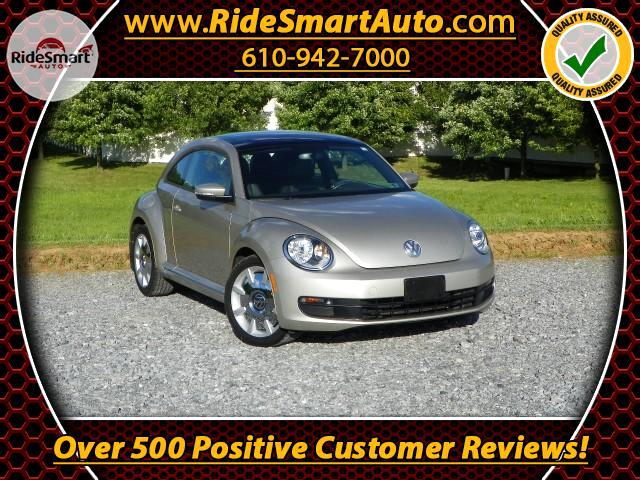 2014 Volkswagen Beetle 1.8T Premium Navigation-Sunroof-Bluetooth