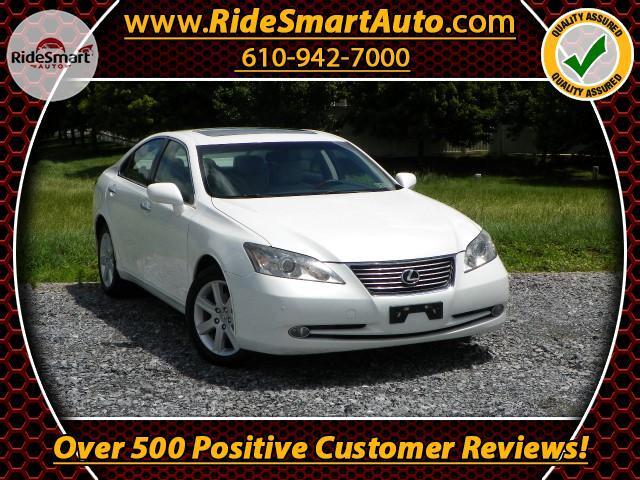 2008 Lexus ES 350 ES 350 - Navigation -Bluetooth- Sunroof - Cooled S