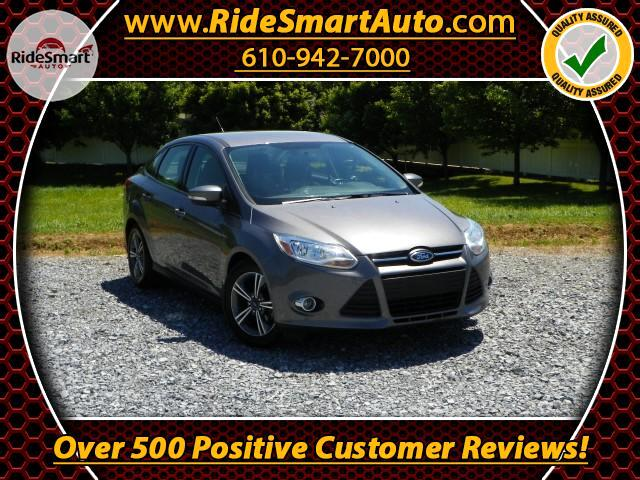 2014 Ford Focus SE Sedan with Sport Package