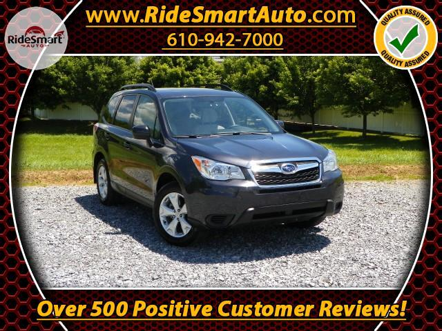 2014 Subaru Forester 2.5I Premium All Wheel Drive - 6 Speed Manual