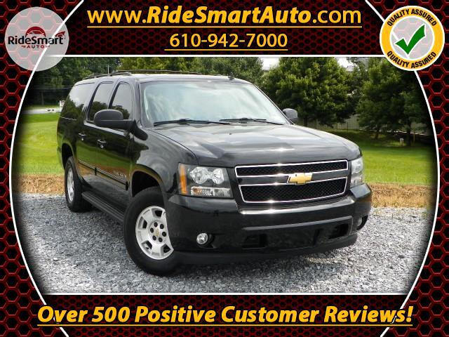2014 Chevrolet Suburban LT 1500 4WD NAV-Bose-DVD-Sunroof-Leather