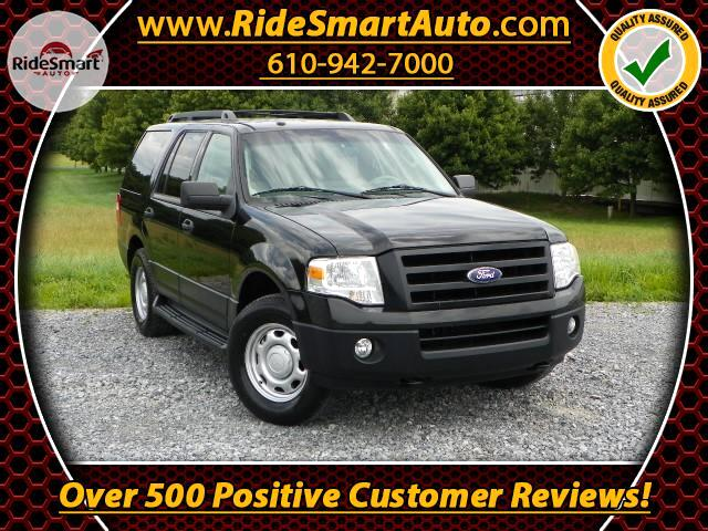 2011 Ford Expedition XL 4 Wheel Drive-5.4 Liter V-8