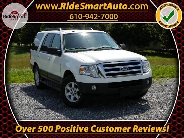 2011 Ford Expedition XL 4 Wheel Drive -5.4 Liter V-8