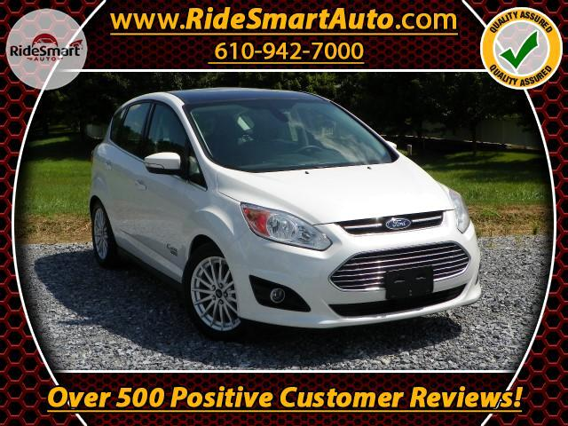 2014 Ford C-Max Energi SEL-Nav-MySync-Leather-Sunroof