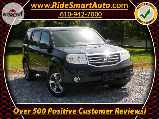 2015 Honda Pilot SE 4WD-Sunroof-Rear DVD