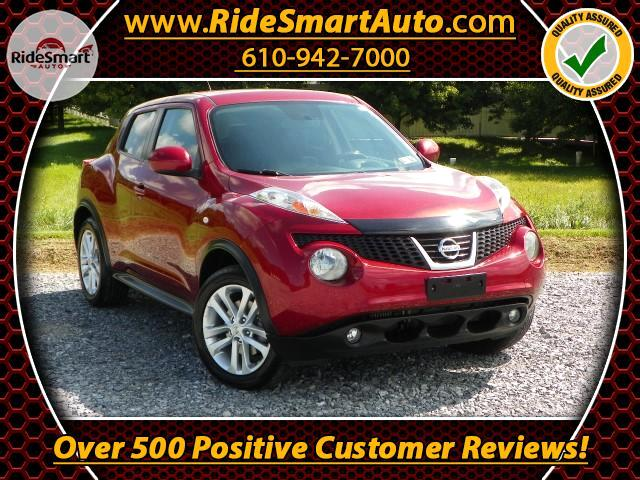 2012 Nissan Juke SL AWD - Navigation-Leather-Sunroof