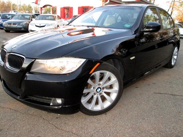 2011 BMW 3-Series 328i SA