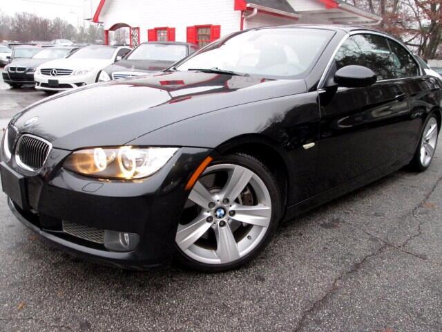 2007 BMW 3-Series 335i Convertible