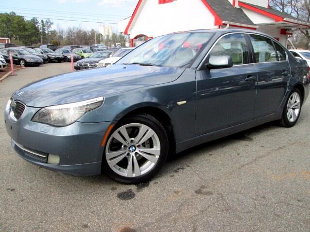2009 BMW 5-Series 528i