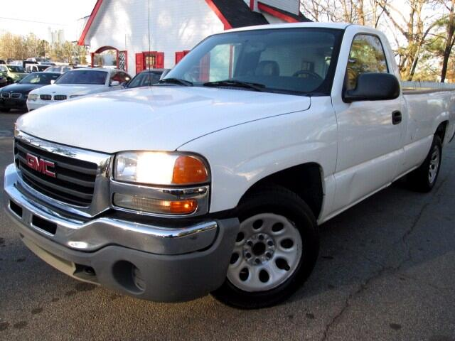2005 GMC Sierra 1500 Long Bed 2WD